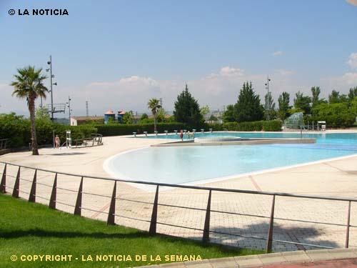 la noticia calahorra la rioja las piscinas municipales de